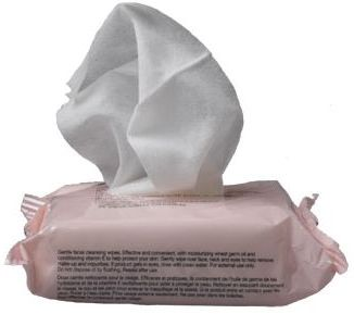 The Body Shop's Vitamin E Gentle Facial Cleansing Wipes
