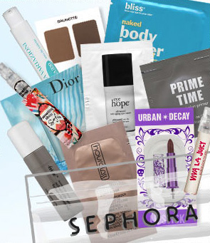 how to ask sephora samples