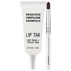 Obsessive Compulsive Cosmetics Lip Tar in Feathered