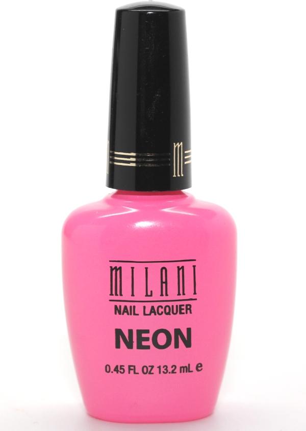 Milani neón laca de uñas en rosa bombón - 15 coquetos y divertidos…