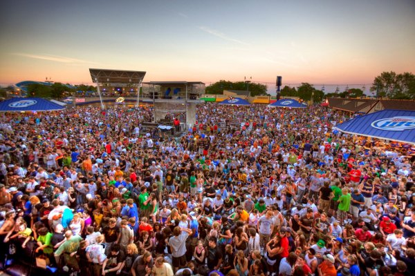 Summerfest, Milwaukee, Wisconsin