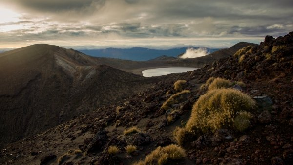 Tongariro National Park, New Zealand, for Lord of the Rings Fans
