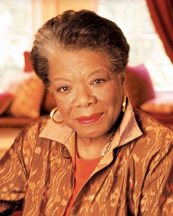 a review of the life and works of maya angelou
