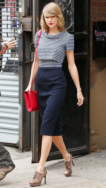 Steal Taylor's Style