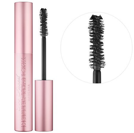 mascara, eyelash, cosmetics,