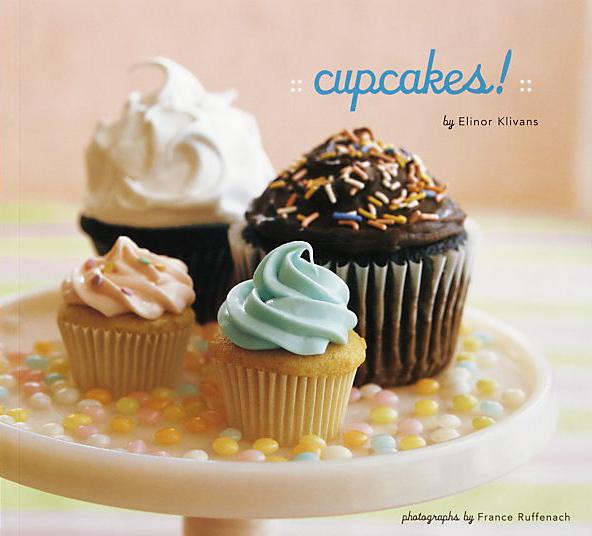 Cupcakes! by Elinor Klivans