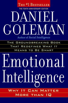 emotional intelligence is a better than Eq or ei was introduced in 1964 by michael beldoch and popularized by daniel   in that company five times better than emotional intelligence.