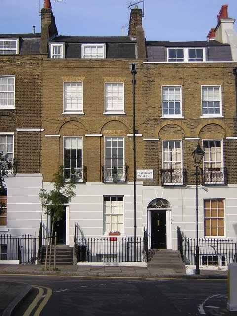 Claremont Square London 38 Harry Potter Filming Locations You