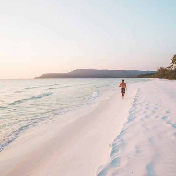 vacation, sea, horizon, beach, shore,