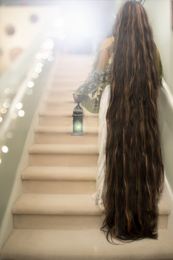 ... It off - Hairstyles for Super-Long Hair, Think Rapunzel
