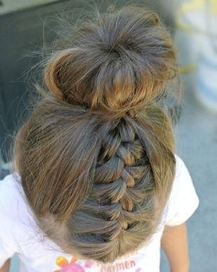 Astonishing 27 Adorable Little Girl Hairstyles Your Daughter Will Love Short Hairstyles Gunalazisus