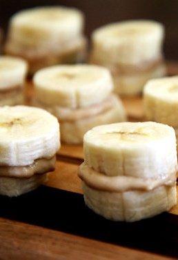 Frozen Banana Peanut Butter