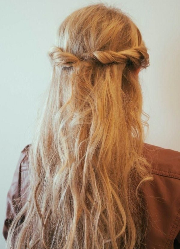Awesome The Simplest Back To School Hairstyles For The Lazy Girl Inside Us Short Hairstyles Gunalazisus
