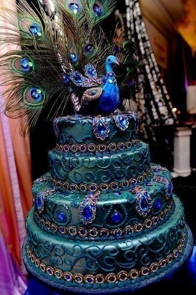17  layered cake