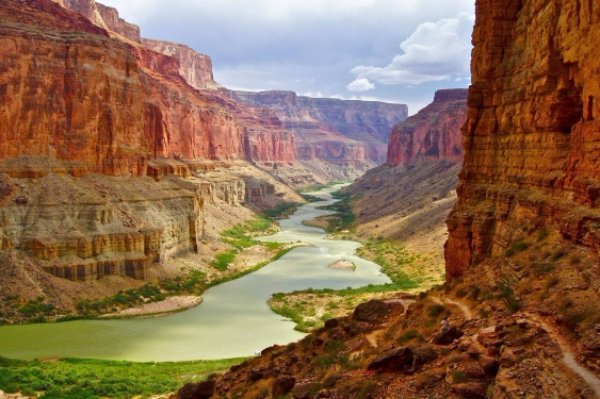 Stare in Awe at the Grand Canyon in the USA