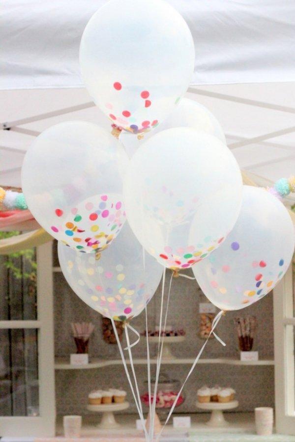 Balloon Confetti