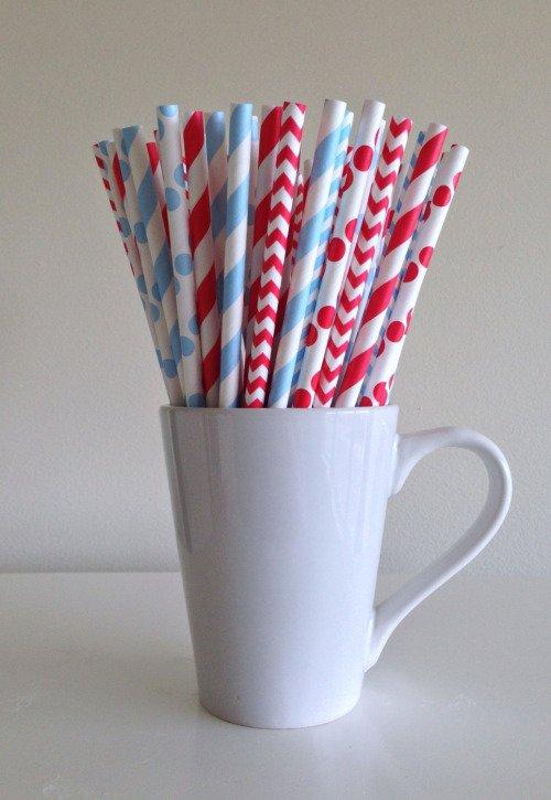 A Straw Can Help Make It Fun!