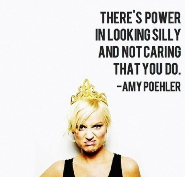 Silly Means Power