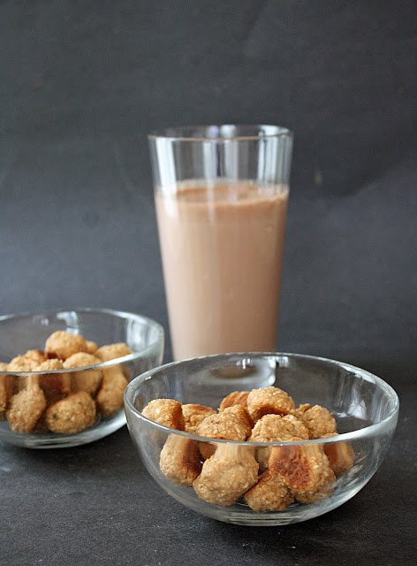Peanut Butter Cookie Cereal