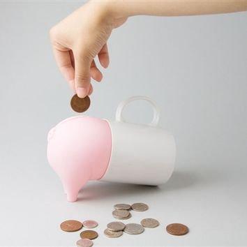 Greedy Pig Money Box
