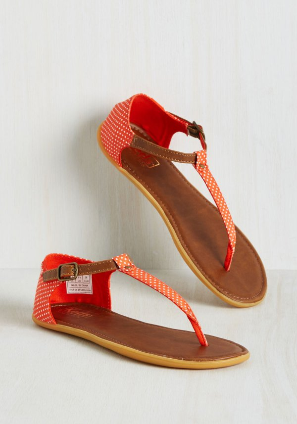 Dots of Promise Sandal
