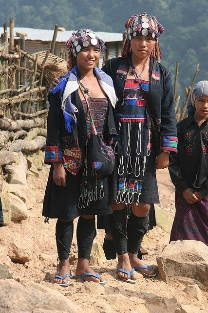 Laos 78 traditional costumes from around the world for Laos wedding dress for sale