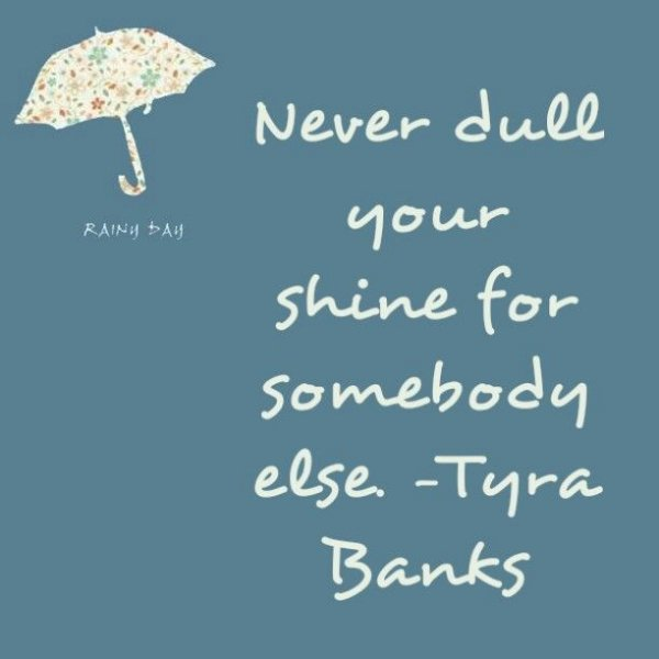 Tyra Banks Quotes: Tyra Banks On Shining Bright Like A Diamond