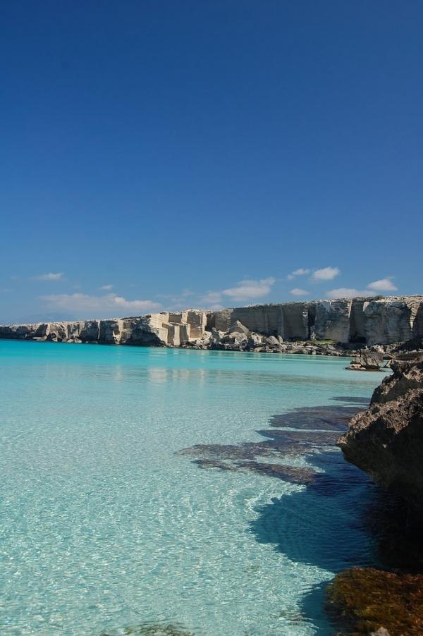 Favignana, Aegadian Islands, Sicily