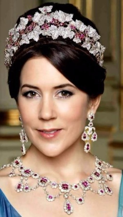 Princess Mary's Tiara