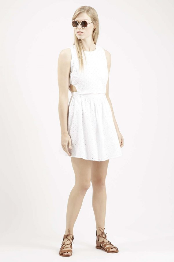 white,clothing,dress,sleeve,hairstyle,