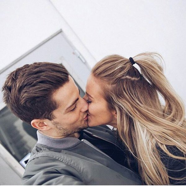 human action, hair, person, hairstyle, kiss,
