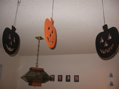 Pumpkin Mobiles