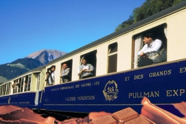 The Chocolate Train – Switzerland