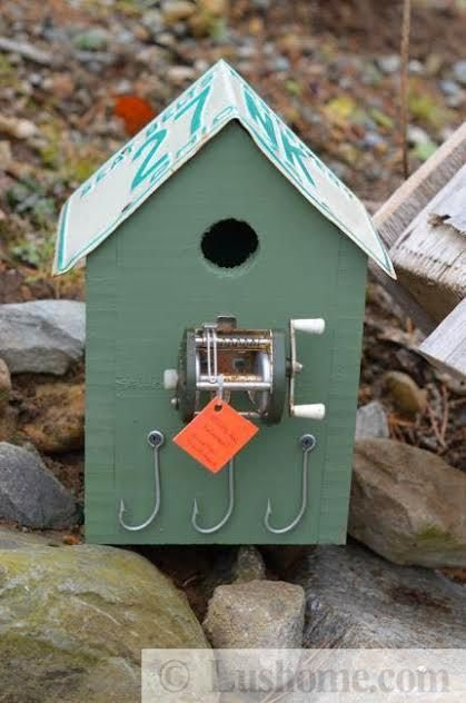 Reclaimed Wood Birdhouse Diy Birdhouses That Ll Attract