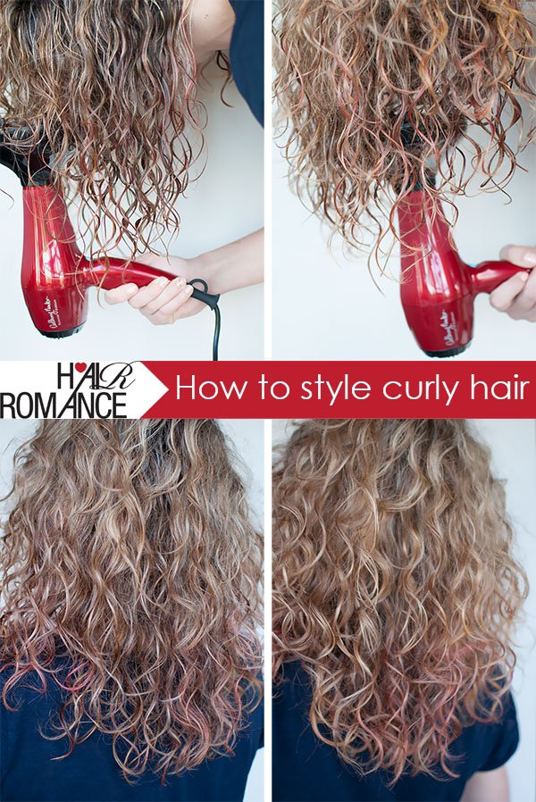 How to Style Your Curls