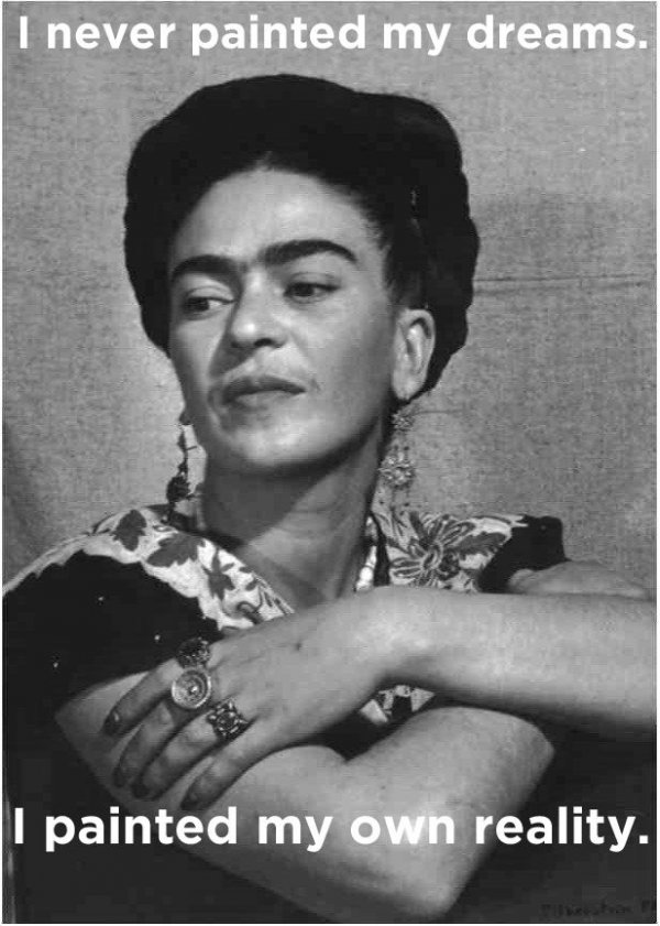 Frida Kahlo Quotes for Girls Who Want to Set Their Creativity on…