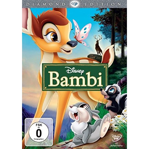 Bambi, BAMBI, FSK 16, cartoon, gadget,