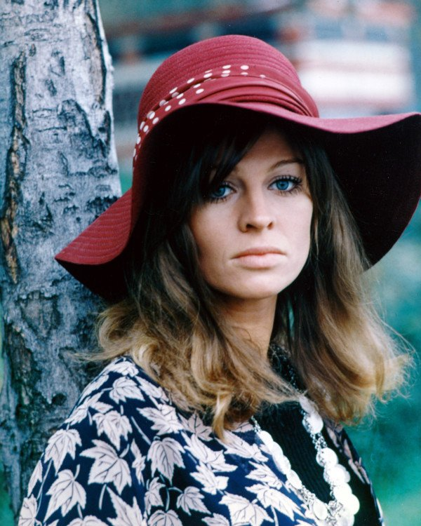Julie Christie Shows They Knew a Thing or Two about Floppy Hats Back in the 60s