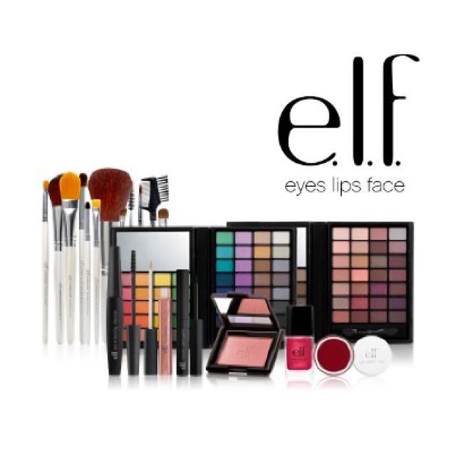 Elf магазин косметики