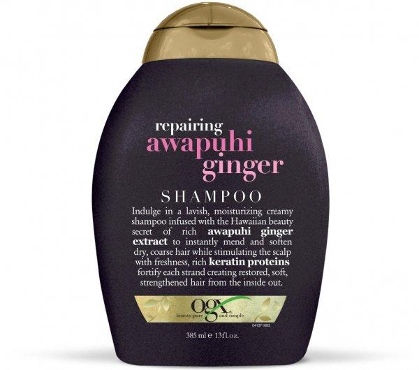 OGX Repairing Awapuhi Ginger Shampoo and Conditioner