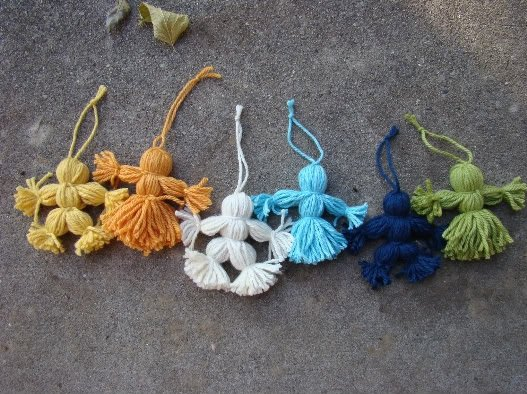 7 things you can make with yarn diy for Craft with woolen thread