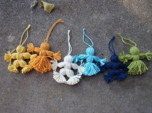 Yarn Dolls
