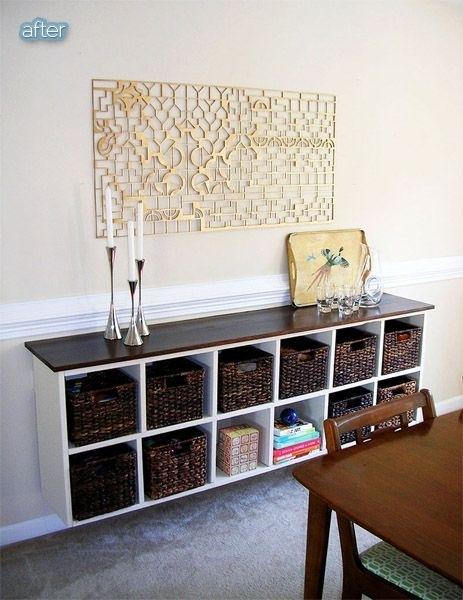 Wall Cabinet 41 Borderline Genius Ikea Hacks Anyone