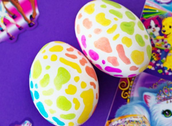 easter egg, food,