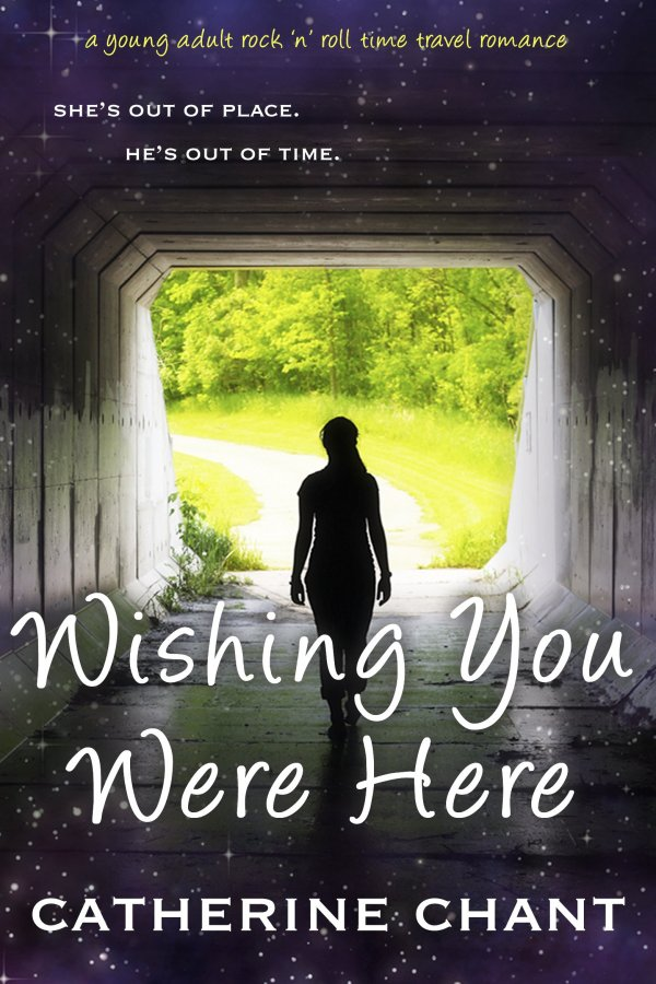 Wishing You Were Here by Catherine Chant