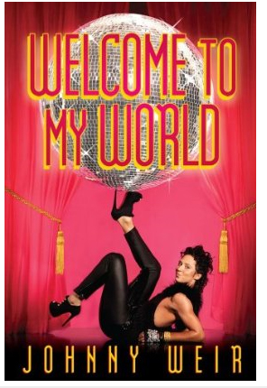 Welcome to My World, by Johnny Weir