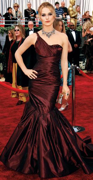 Keira Knightley Red Carpet Dresses Keira Knightley in Ver...