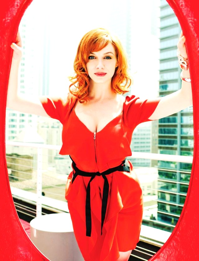 Christina Hendricks: Actress
