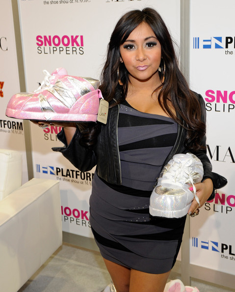 Shoe Slippers Snooki Snooki Slippers of Course