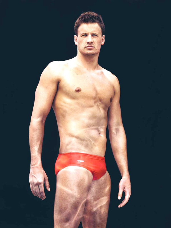 Ryan Lochte – Hottest American Athlete